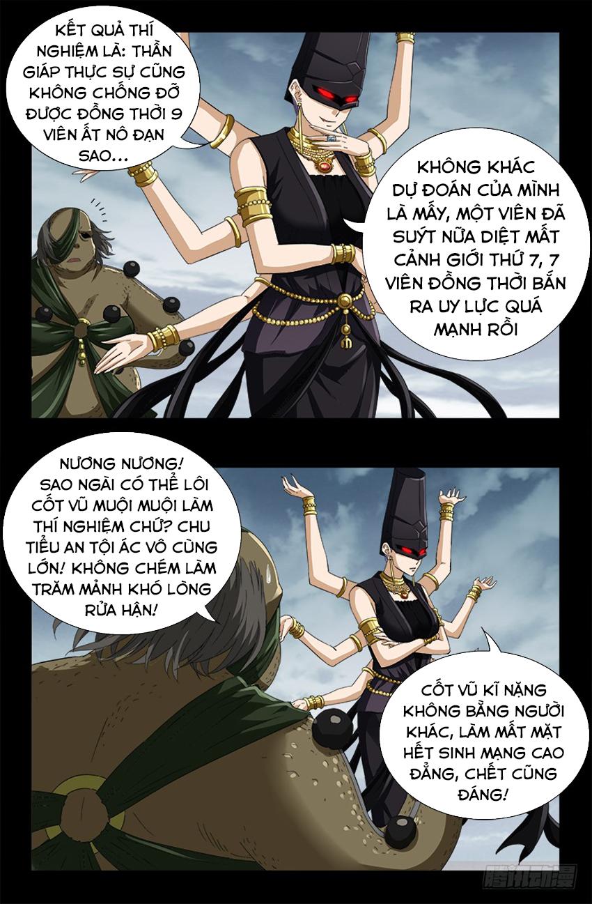 Huyết Ma Nhân Chapter 507 video - Hamtruyen.vn