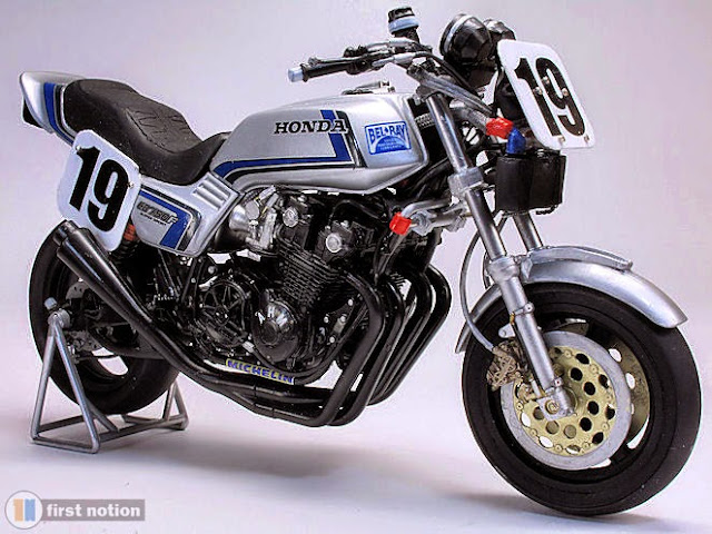 First Notion CB 750