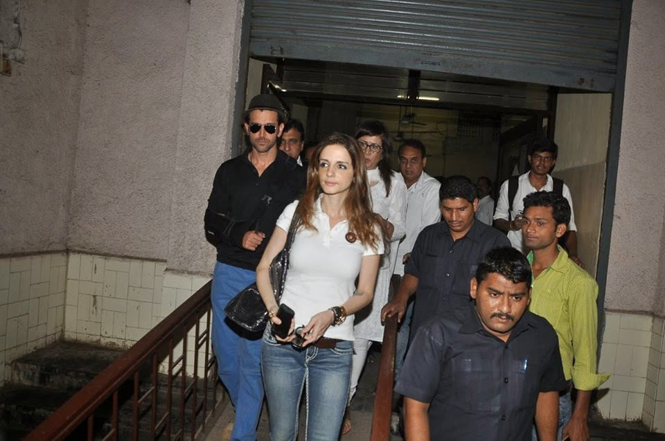 Hrithik & Sussanne Khan now legally divorced
