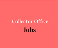 Collector Office Recruitment 2020
