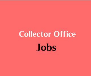 Collectorate Recruitment 2020