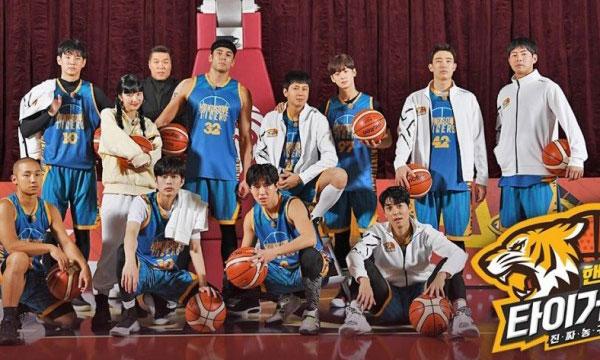 Download Variety Show Korea Handsome Tigers Batch Subtitle Indonesia