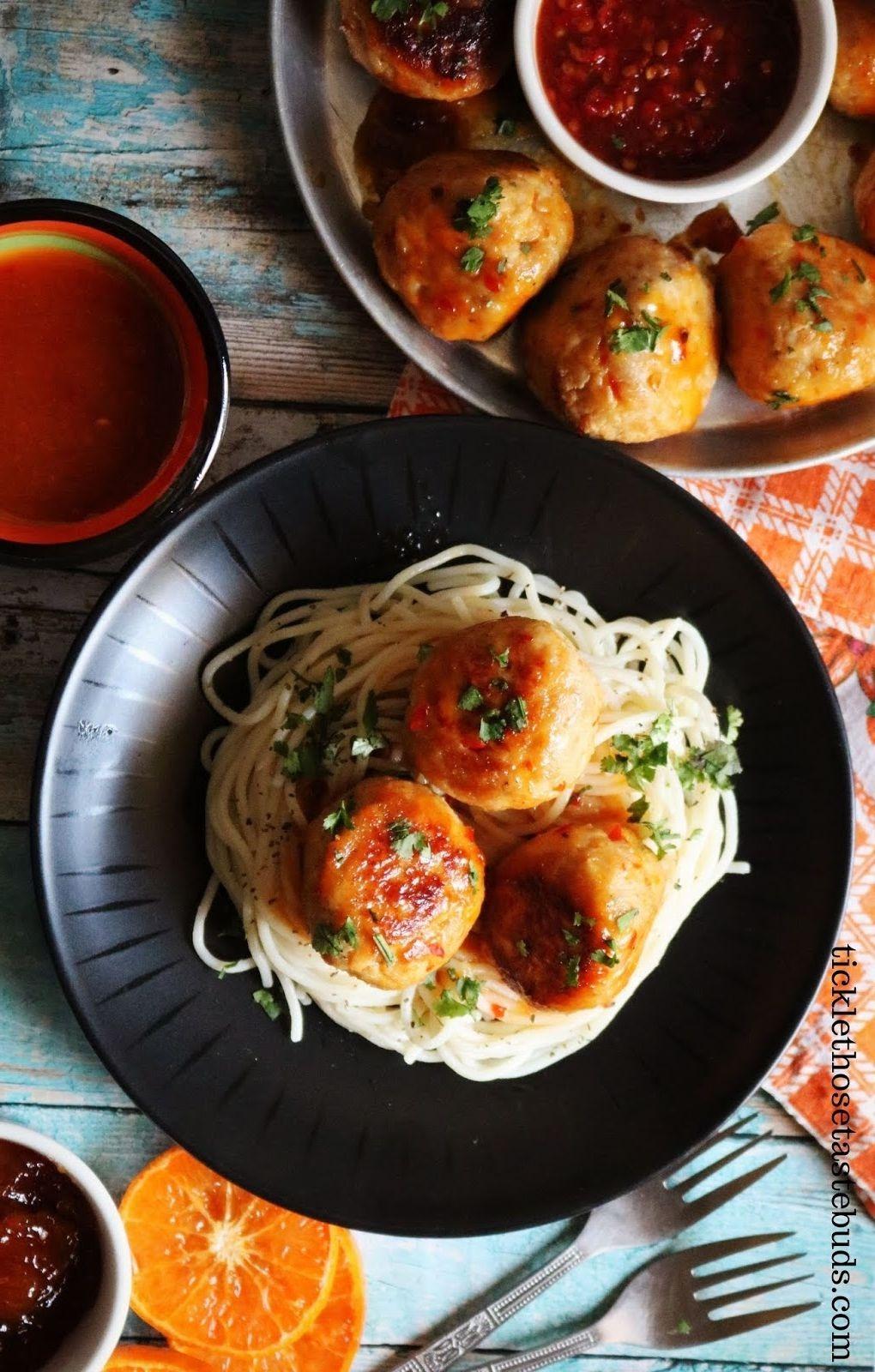 Orange-chicken-Meatballs