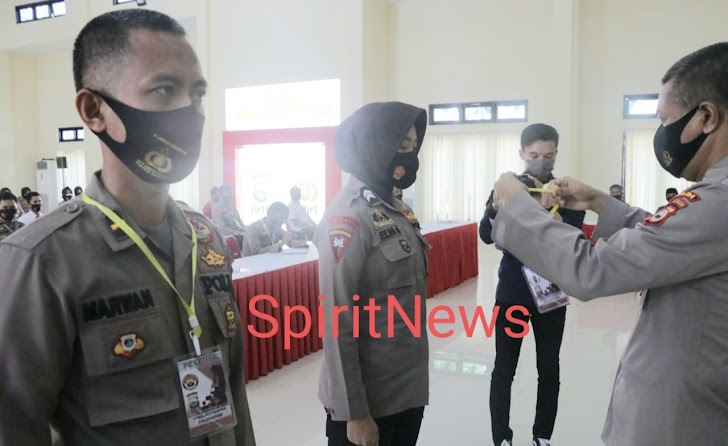 Humas Polres Takalar, Hadiri Pelatihan Publik Relations Yang Diselenggarakan Bidhumas Polda Sulsel