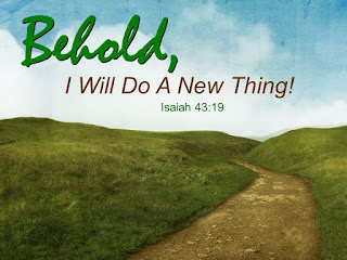 Something New - Our Daily Bread ODB + Insight: 13 February 2021