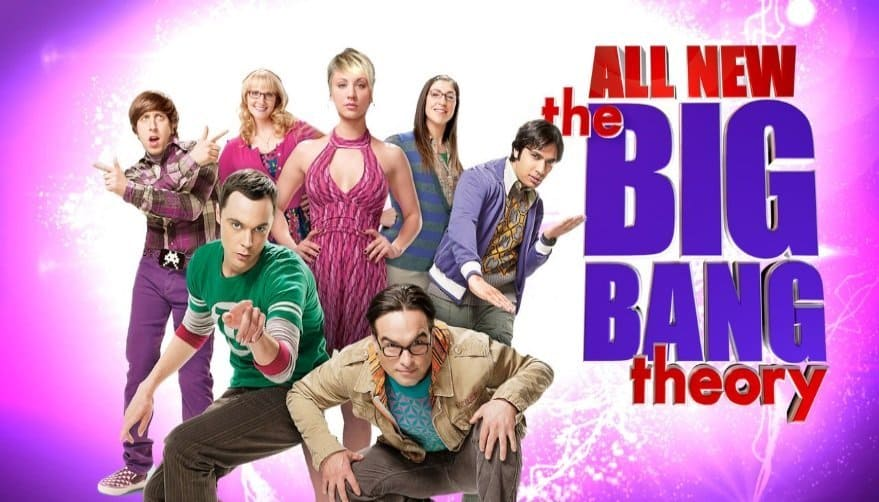 Série The Big Bang Theory - 11ª Temporada Dublada para download