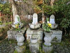 赤山禅院:再起延命地蔵