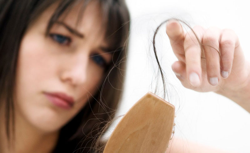 11 Common Causes of Hair Loss in Women