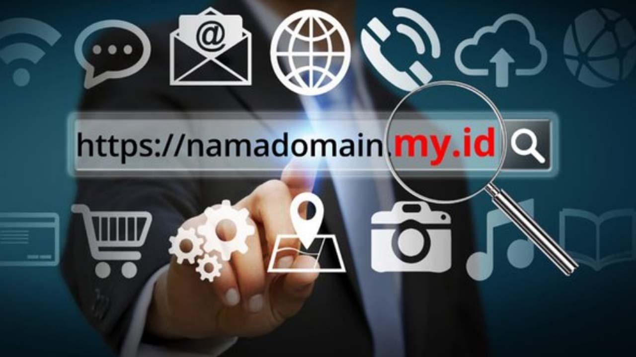 Domain Murah My.id Cocok Buat Peternak Blog