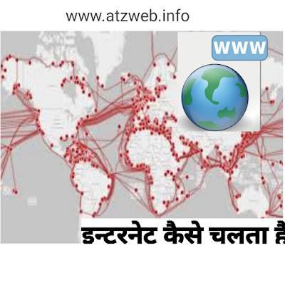 इंटरनेट कैसे चलता है ? हम कैसे नेट चला पाते है।  फ्री इन्टरनेट (Free internet) कैसे चलाये किसी भी एंड्राइड मोबाइल में -