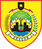 Logo Kabupaten Sragen  PNG
