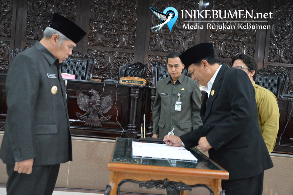 DPRD Setuju Hari Jadi Kabupaten Kebumen 21 Agustus 1629