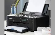 Canon PIXMA TS704 Driver Softwar Free Download