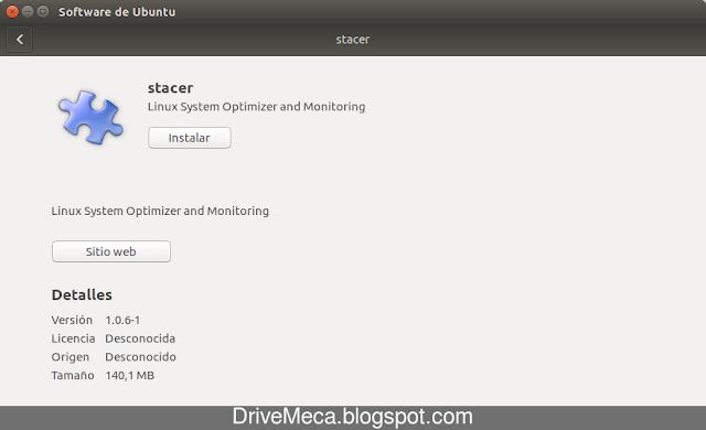 Optimiza tu Linux con Stacer y BleachBit