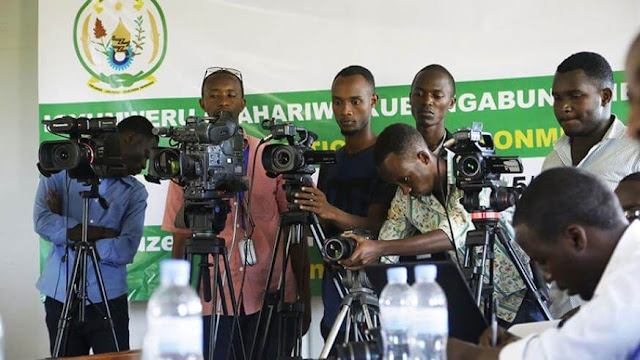 Rwanda media partners mourns the death of their own friend