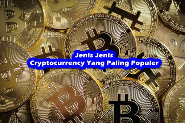 Jenis Cryptocurrency Yang Paling Populer