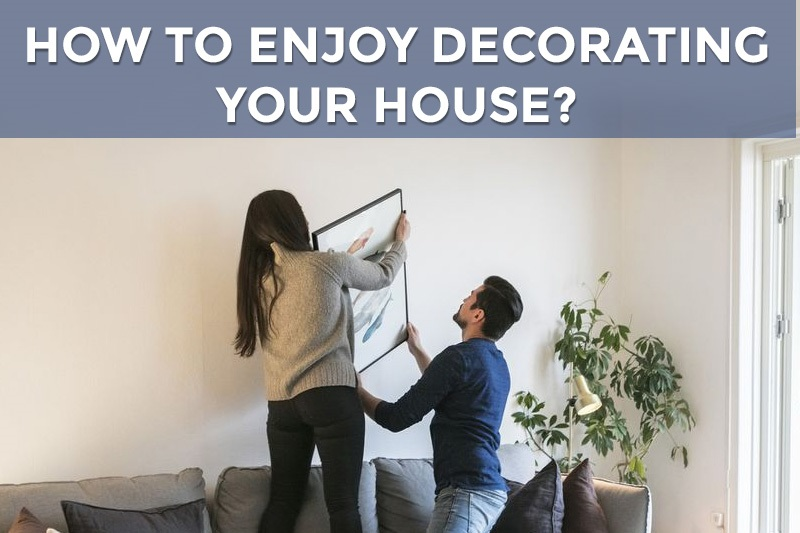 Enjoy Decorating