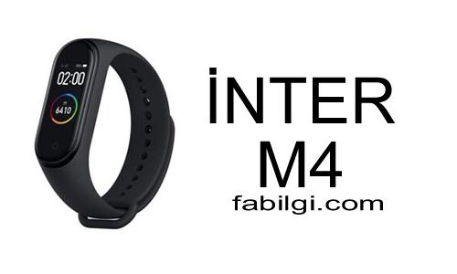 İnter M4 Akıllı Bileklik İyi mi? Ucuz Ios Android Saat 2021