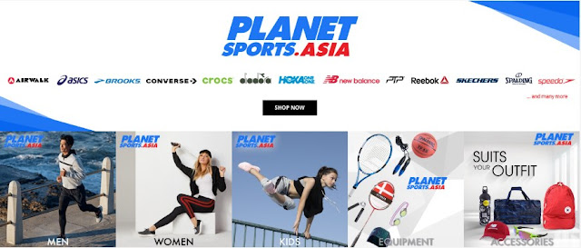 Planet Sport Asia