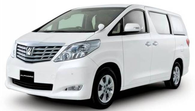 2016 Toyota Alphard Review
