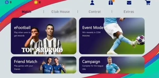 PES 2020 Mobile Apk Obb Download (eFootball) Android