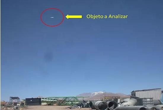 Avistamento de OVNI é Confirmado por Agência Oficial do Chile - Img