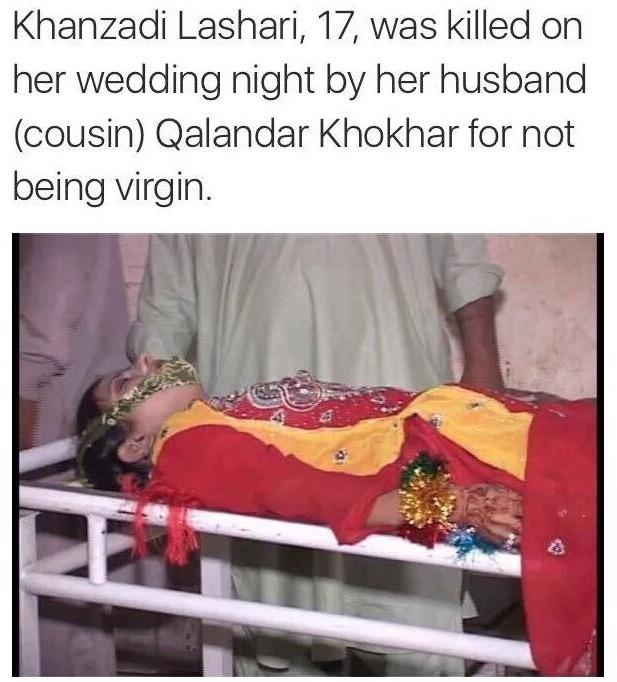 Gadis 8 Tahun Dipaksa Kahwin Dengan Lelaki 40an, Maut Selepas Malam Pertama