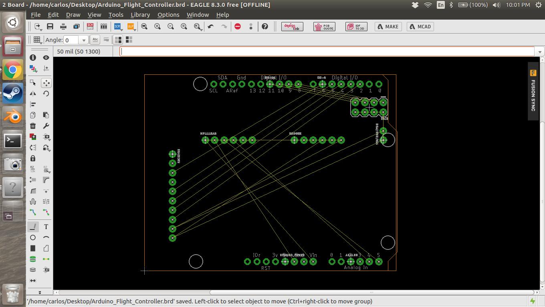 Creating the Schematic for my Arduino Flight Controller   Random ...