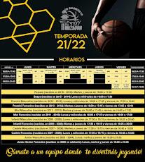 Horarios y suscripción Club Baloncesto Mazagón