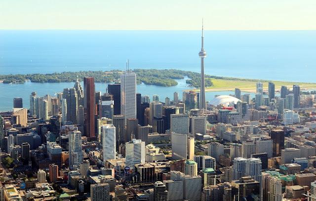 Como ir de Toronto a Niagara Falls