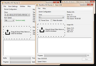 اداة, خفيفة, وسريعة, لنسخ, وحرق, ملفات, ISO, وعمل, الاقراص, الوهمية, BlackBox ,ISO ,Burner