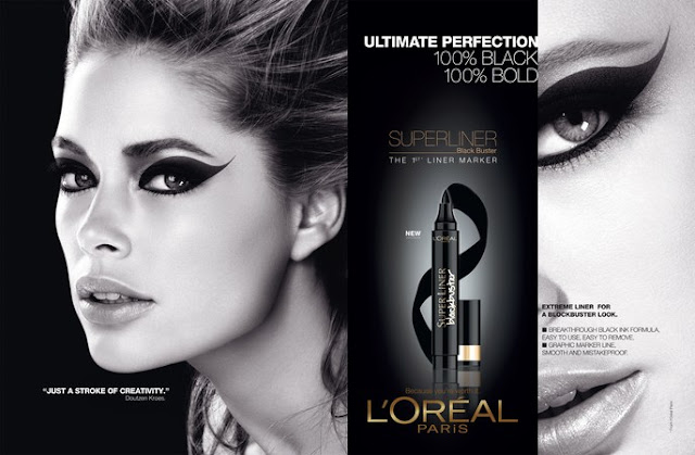 L'Oreal Superliner 2013