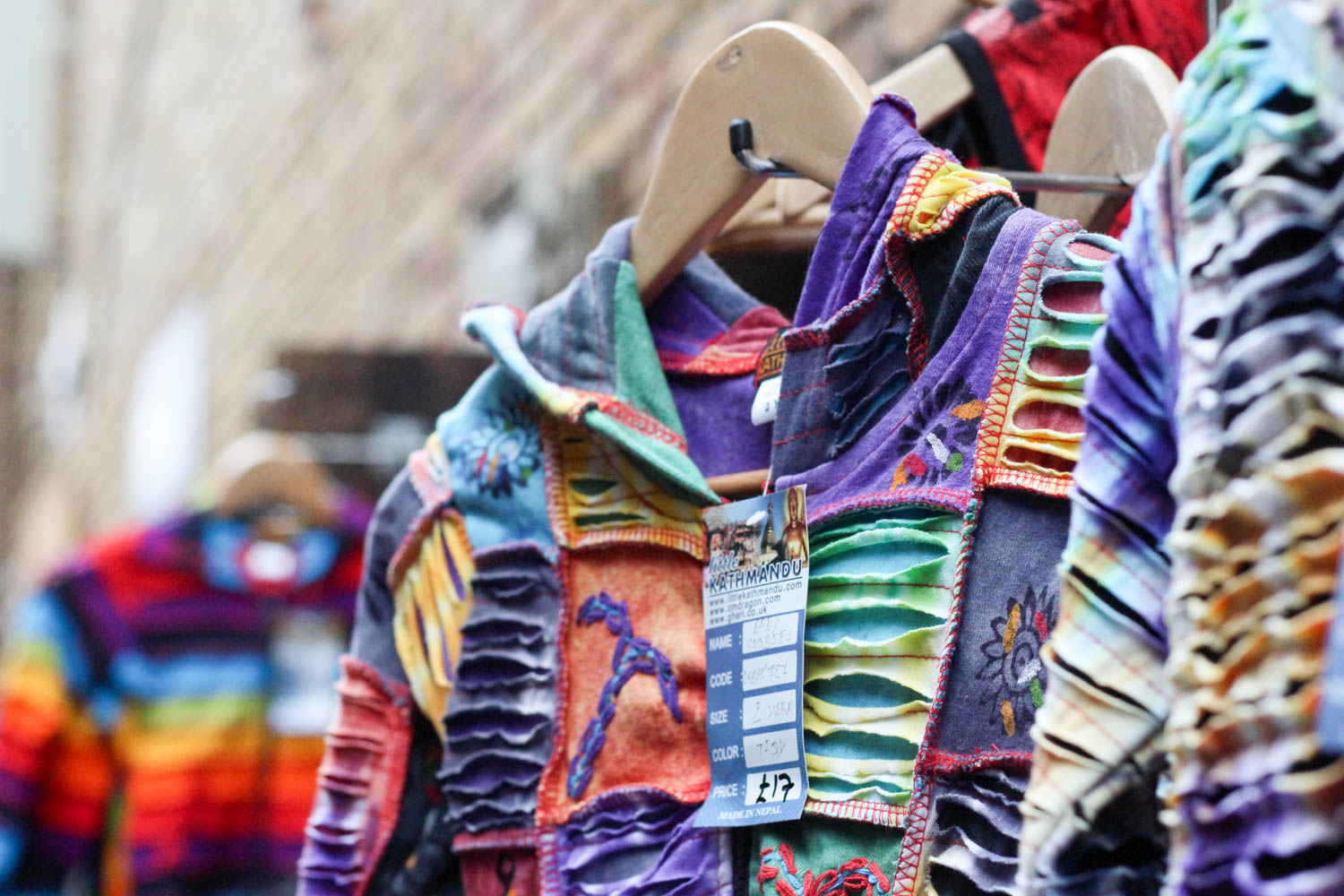 Alternative Style Blogger Foxxtailz Explores Camden Market