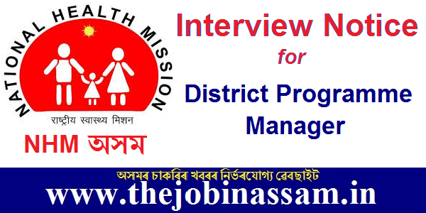 District Programme Manager