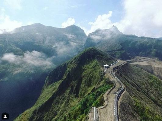 gunung kelud wisata kediri