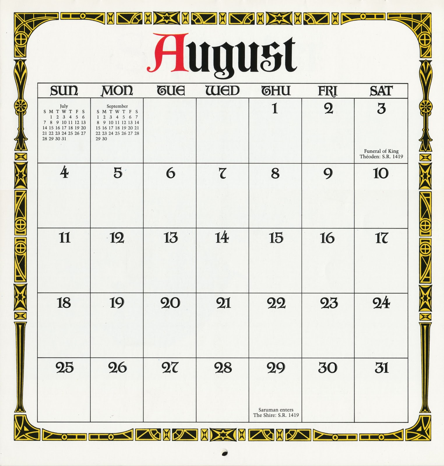 maria thuns kalender