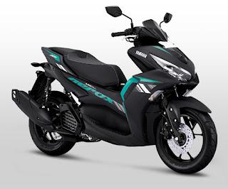 Yamaha Aerox Connected Terbaru 2020