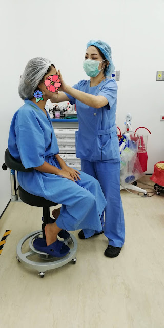 Operasi Plastik Wajah di Bangkok Thailand, Cosmetic Surgery and Bangkok Tour After Surgery