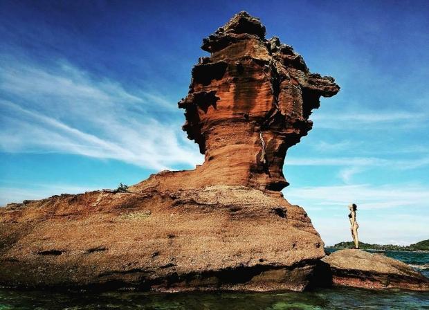 'Đảo hoang Robinson' ngay giữa Phú Quốc đẹp tựa thiên đường không phải ai cũng biết - Ảnh 5