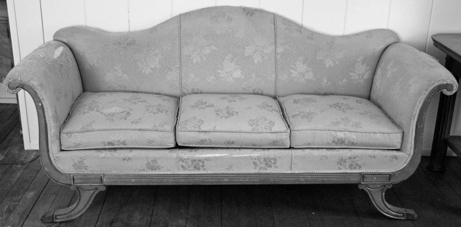 Fabric Living Room Furniture