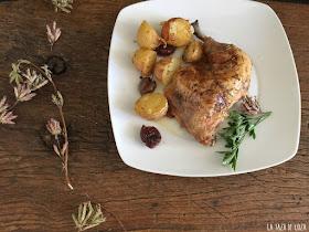 plato-servido-de-pollo-mediterráneo