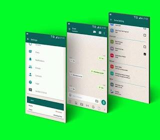 BBM MOD WhatsApp Full DP