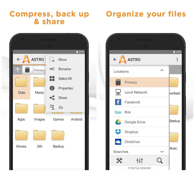 descargar gratis astro file manager pro apk