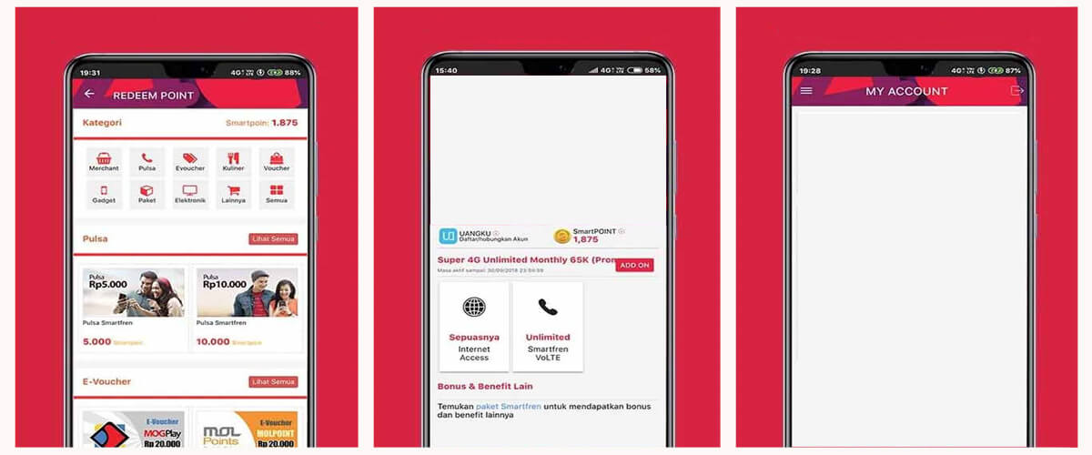 Cek Nomor Smartfren Via Aplikasi MySmartfren
