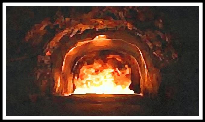 Horror stories-(Terrifying tunnel)