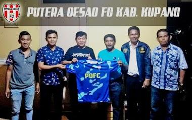 Putra Oesao FC Peroleh Restu Wabup Kupang