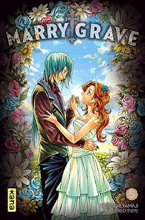 Manga - Marry Grave tome 5 aux éditions Kana (fin de la série)