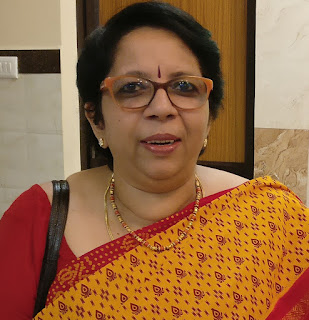 Author Sundari Venkatraman