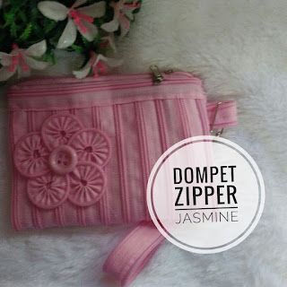 Dompet Resleting Jasmin 009