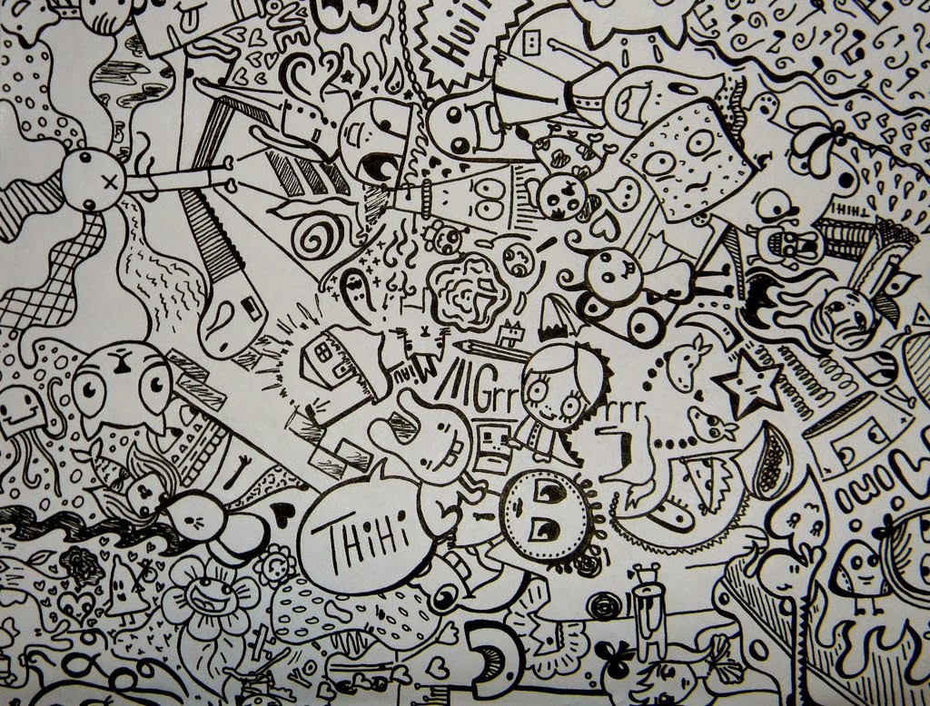 Doodle S: Creating With Kaiser: The Art Of A Doodle